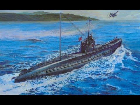 Secret Japanese Submarine