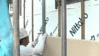 外壁材の設置方法 金具留め.wmv thumbnail