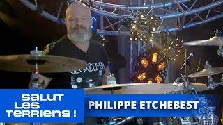 Philippe Etchebest à la batterie ! - SLT
