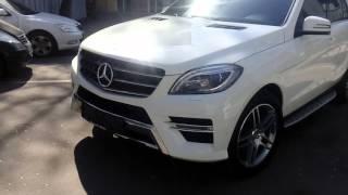 Купить Mercedes-Benz M-класса 2012 года (W166) AMG белый бензин 350 306 л.с. - Москва(Автомобиль продан. Ознакомьтесь, пожалуйста, с другими предложениями на канале. +7 926 174-00-52 Дилерский автомо..., 2016-04-13T16:13:30.000Z)