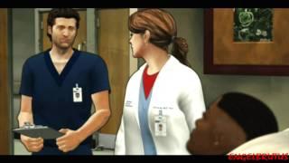 Grey's Anatomy PC Gameplay Episode 1 Act 4 Scene 1,2 and 3