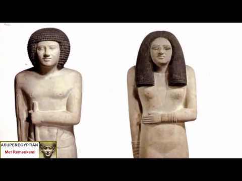 LIVE FOOTAGE! Ancient Egyptian Caucasoid Gebelein Mummy 3400BC Wallace Budge