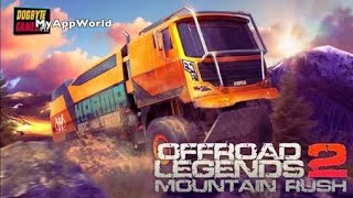 **OFFROAD LEGENDS 2** The Best Graphics game IN LOW MB***For android