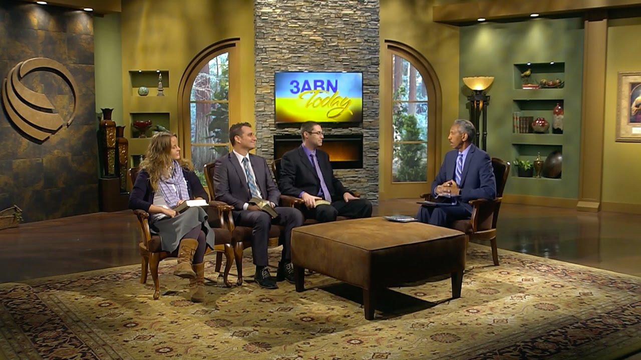 3ABN Today interview with Little Light Studios (February 2017)