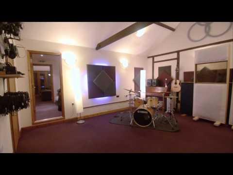 Threecircles Recording Studio in Essex, UK - Promo Video.