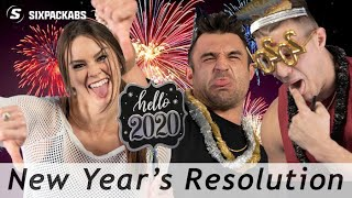 New Year, New Me! Workout Video + Realistic Advice on Getting Fit in 2020
