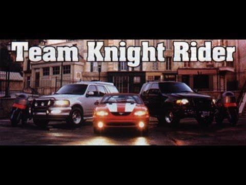 Team Knight Rider Deutsch