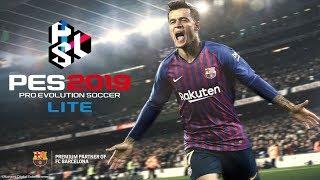 PES 2019 LITE PS4 con Logan