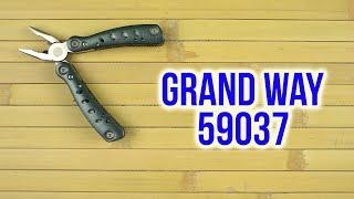 Розпакування Grand Way 59037