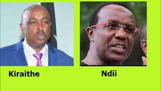 Corruption Crusade Is To Finish DP Ruto, Ndii Now Says Part 3