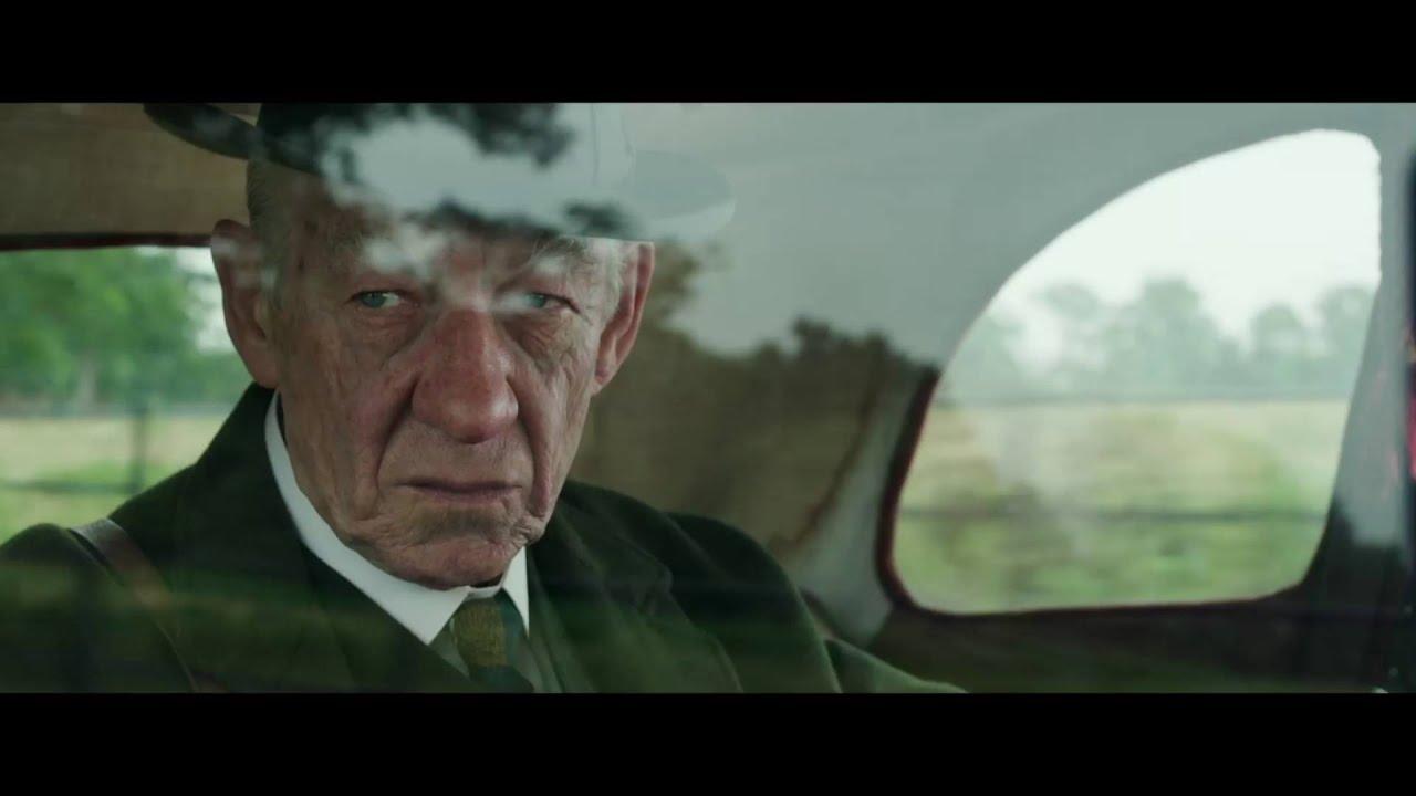 МІСТЕР ХОЛМС / Mr. Holmes  Офіційний трейлер (укр.)