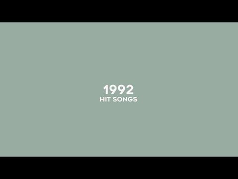 Hit Songs Of 1992 ᴴᴰ