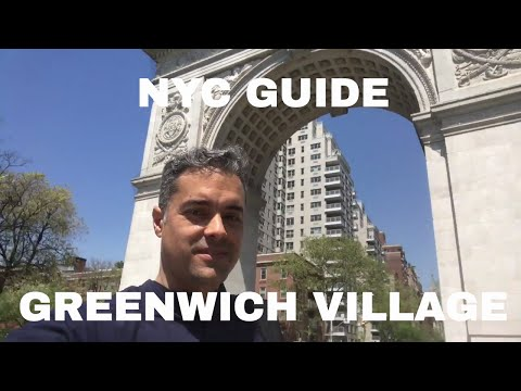 NYC Guide: Greenwich Village - Best Places To Go