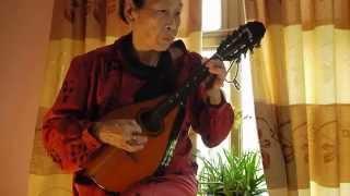 Làng quan họ quê tôi -Mandolin Việt Dung
