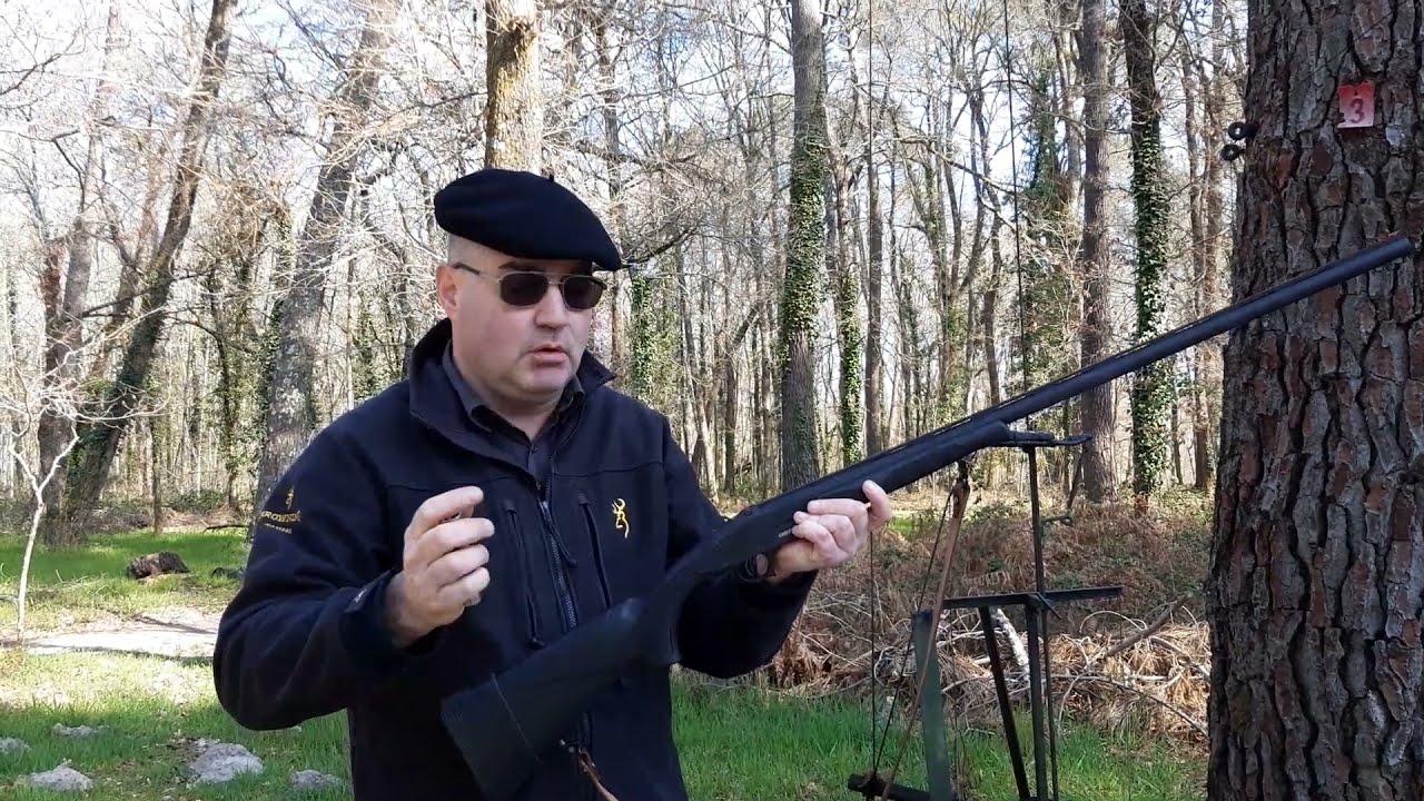 palombe.org - Présentation fusil mono canon Derya