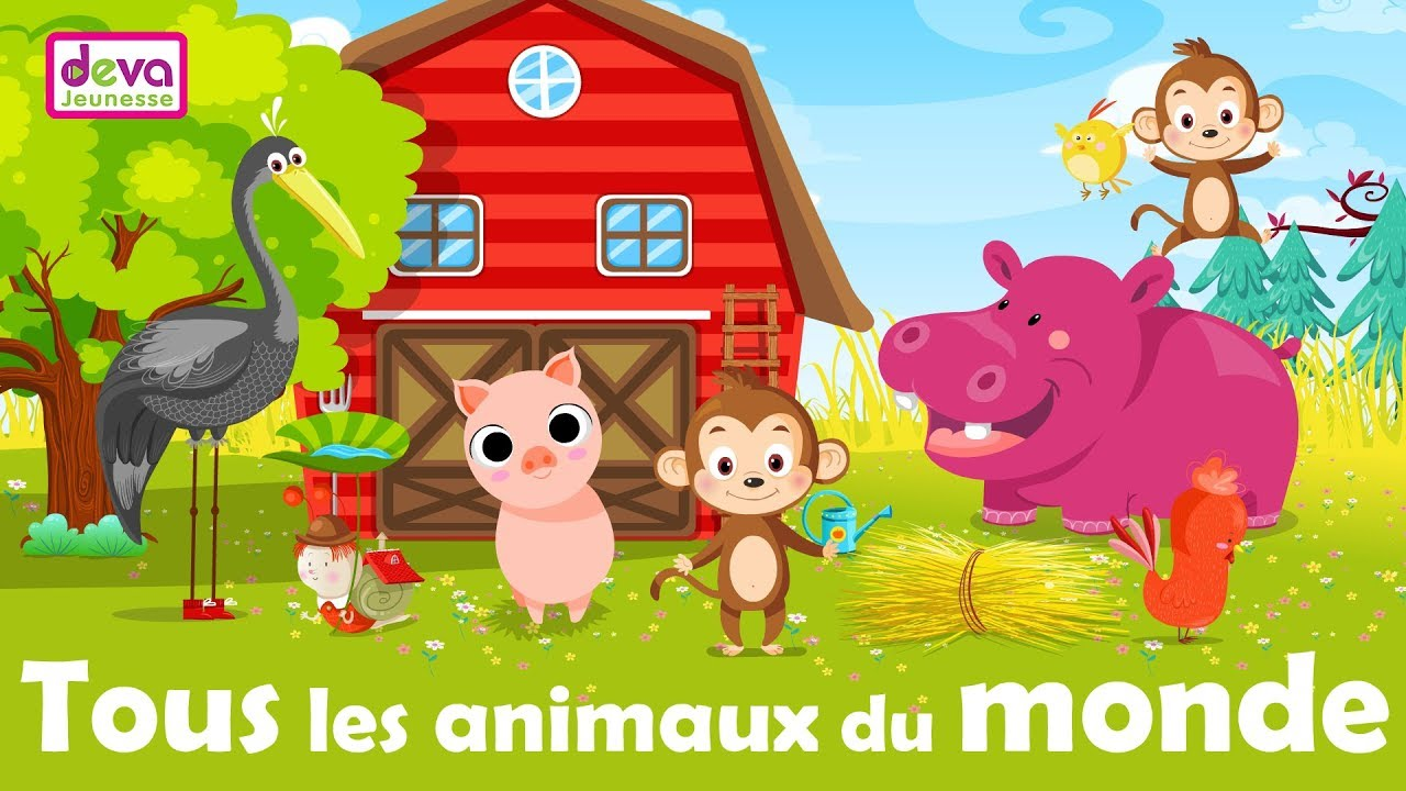 LES ANIMAUX DU MONDE EBOOK DOWNLOAD