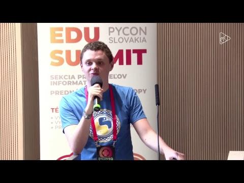 Image from PyCon SK 2019 piatok - Aula Minor (Aula Minor)
