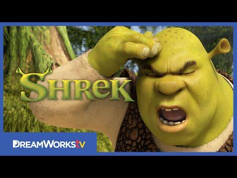 Shrek's Doctor...Who?  NEW SHREK