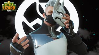 DRIFT JOINS GHOST!!! - Fortnite Short Films