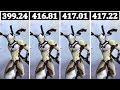 NVIDIA GTX Driver Update | 399.24 vs 416.81 vs 417.01 vs 417.22 |