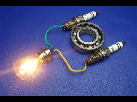 Free Energy New Technology Science Project 2019 -  Experiment