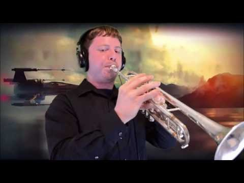 """March of the Resistance (from """"Star Wars: The Force Awakens"""") Trumpet Cover"""