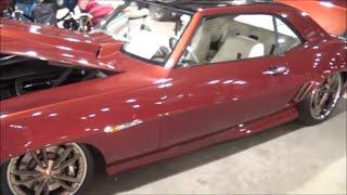 1969 Camaro Custom Showcar