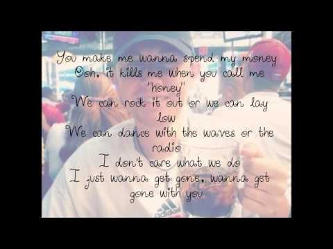 Scotty McCreery Get Gone With You Lyrics