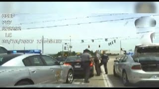 police chase compilation