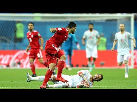 Spain Vs Iran 1-0 Highlights 2018 - FIFA World Cup 20/06/2018