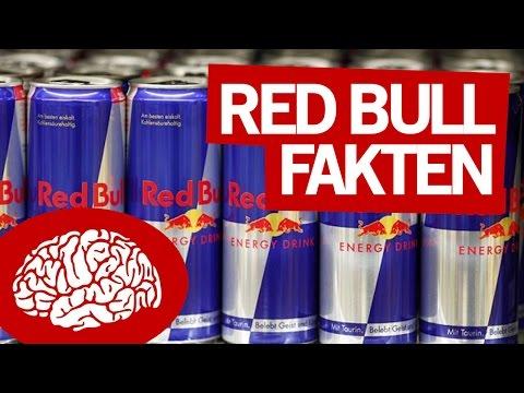 17 FAKTEN ÜBER RED BULL