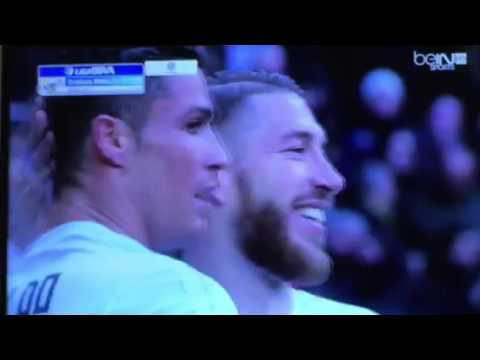 Cristiano Ronaldo Free Kick Vs Celta Vigo 3/5/16