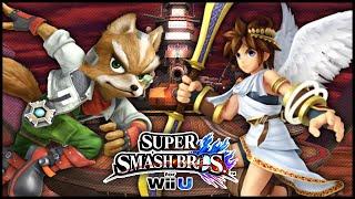 Super Smash Bros Wii U - Smash Ladder Session #1