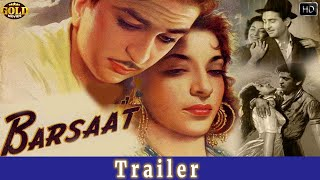 Barsaat - Old Hindi Classic Movie Promo - Trailer