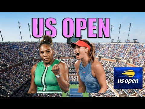 2019 US Open Draw Preview (Women's)