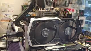 mSI GeForce GTX 1660 6Gb ARMOR OC. Распаковка и тестирование
