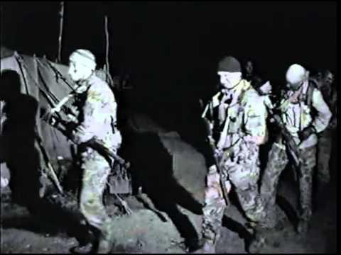 Russian TsSN FSB Vympel - Spetsnaz Deployment to Chechnya, 2001