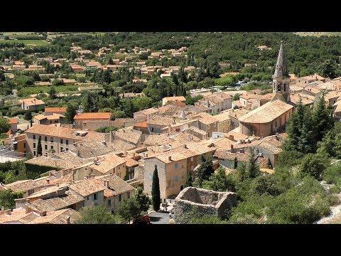 Saint-Saturnin-lès-Apt, Provence, France [HD] (videoturysta)