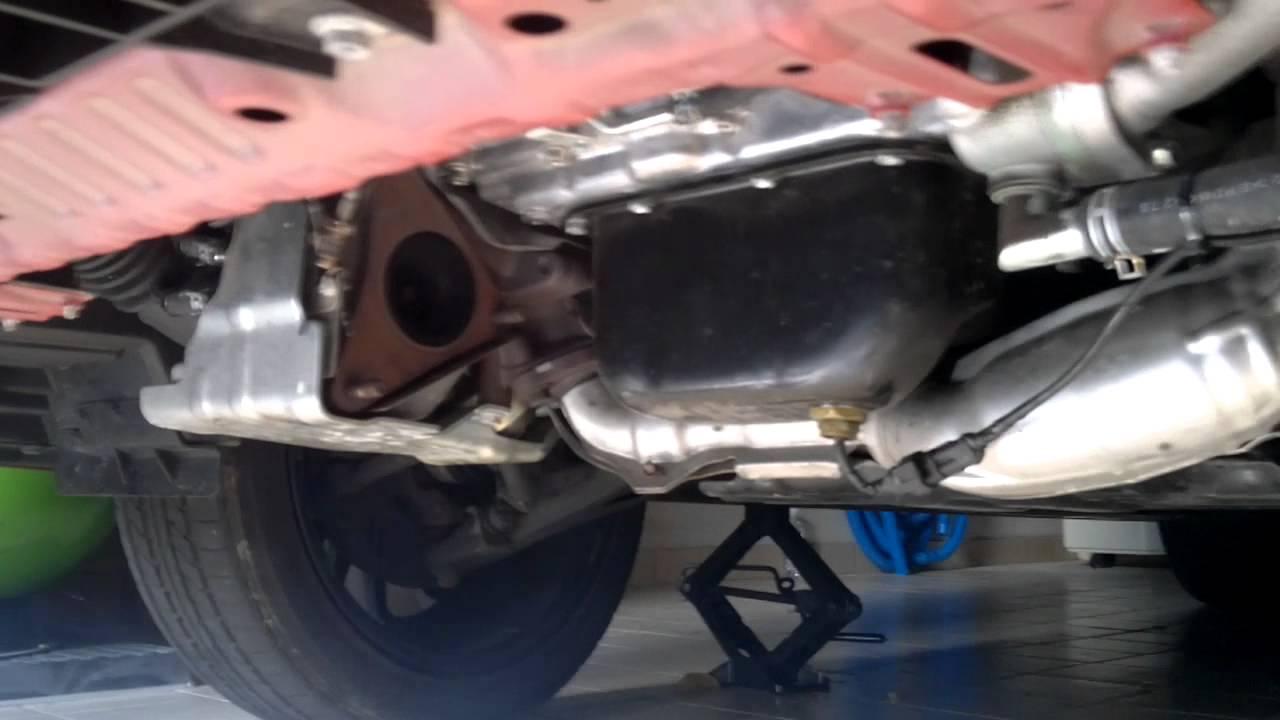 Subaru Impreza Diesel Start W O Dpf No Turboback Youtube