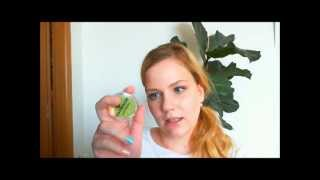 Kyselinově zelené stíny! (acid green eyeshadow)