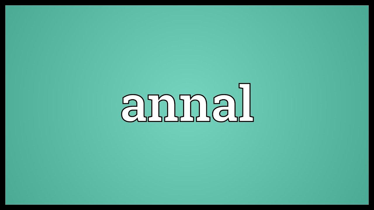 Annal