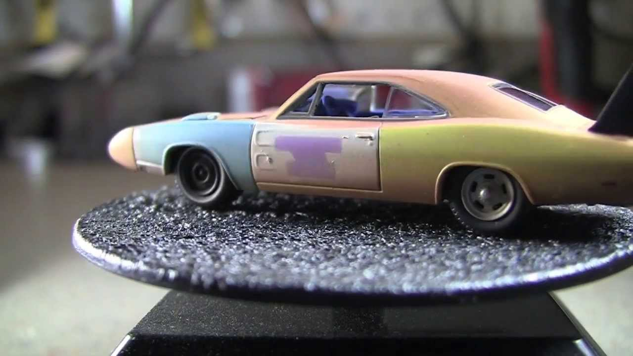 Greenlight Joe Dirt 1969 Dodge Charger Daytona Youtube