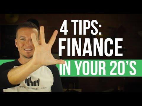 4 Financial tips