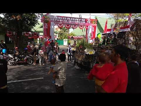 Festival Kendaraan Hias 2019 Kota Malang