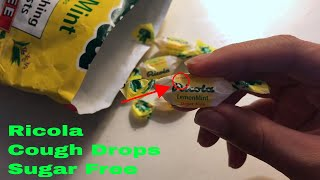 ✅  How To Use Ricola Cough Drops Review