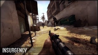 Day 2 - Testing out the internet, also playing Insurgency :D