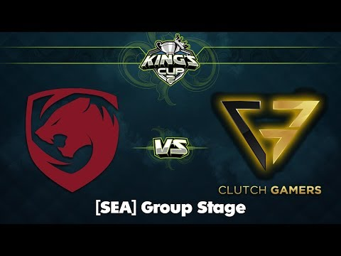 Tigers vs Clutch Gamers vod