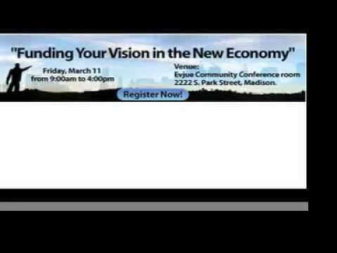 Funding Your Vision in the New Economy