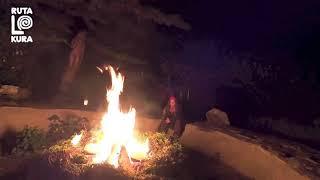 Ruta Lokura | Música y fuego para luna nueva