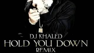DJ Khaled feat. Usher x Rick Ross x Fabolous x Ace Hood - Hold You Down Remix CDQ - ThatHustle.com